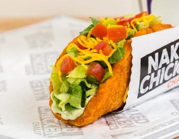 Naked Chicken Chalupa