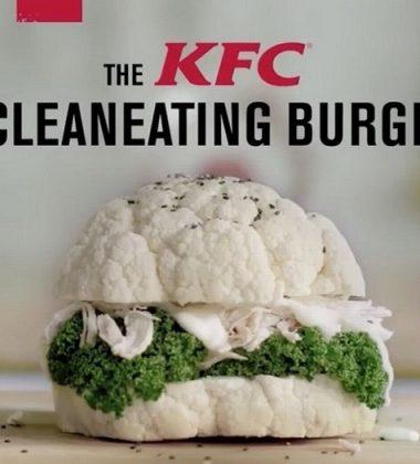 KFC prende in giro i salutisti in un modo epico!