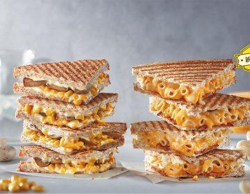 McDonald's Hong Kong e il panino con Maccheroni al formaggio e bacon