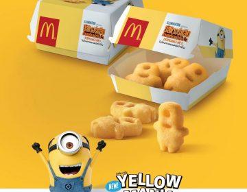 McDonald's Thailandia e il menù a tema Minions