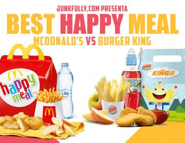 Miglior Happy Meal