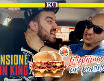 Bacon King - Il nuovo panino di Burger King ci ha fatto litigare!
