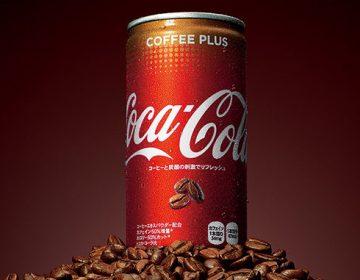 Sbarca in Giappone la Coca-Cola al caffè!