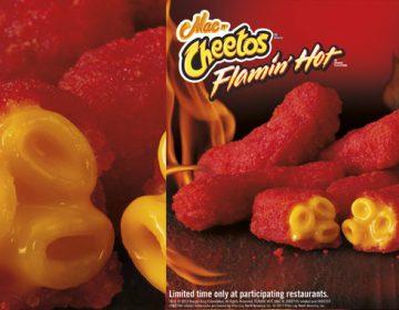 Burger King e il ritorno dei Flamin' Hot Mac n' Cheetos