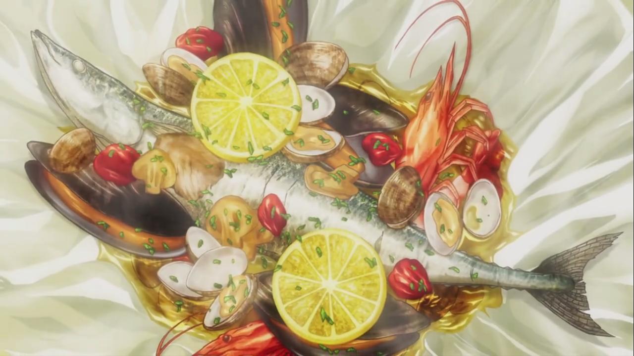 20 Gif che dimostrano che il cibo degli Anime sembra migliore del cibo reale