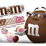 M&M's Neapolitan Ice Cream