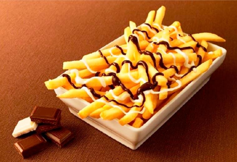 McChoco Potatoes – McDonald's lancia le prime patatine fritte al cioccolato