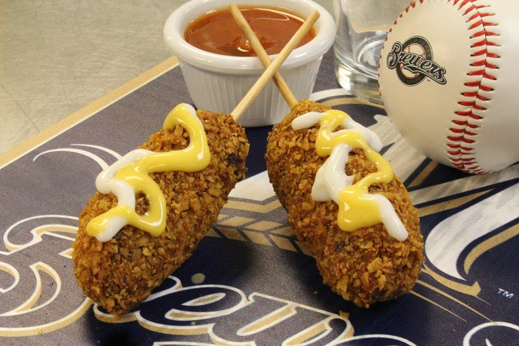 Negli stadi americani di baseball potete trovare i cibi più assurdi!