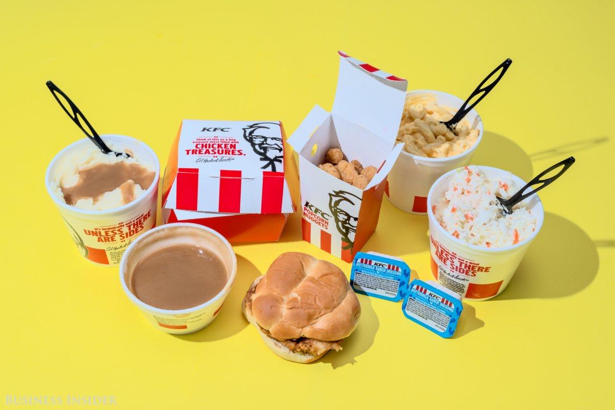 2000 calorie sotto forma di fast food