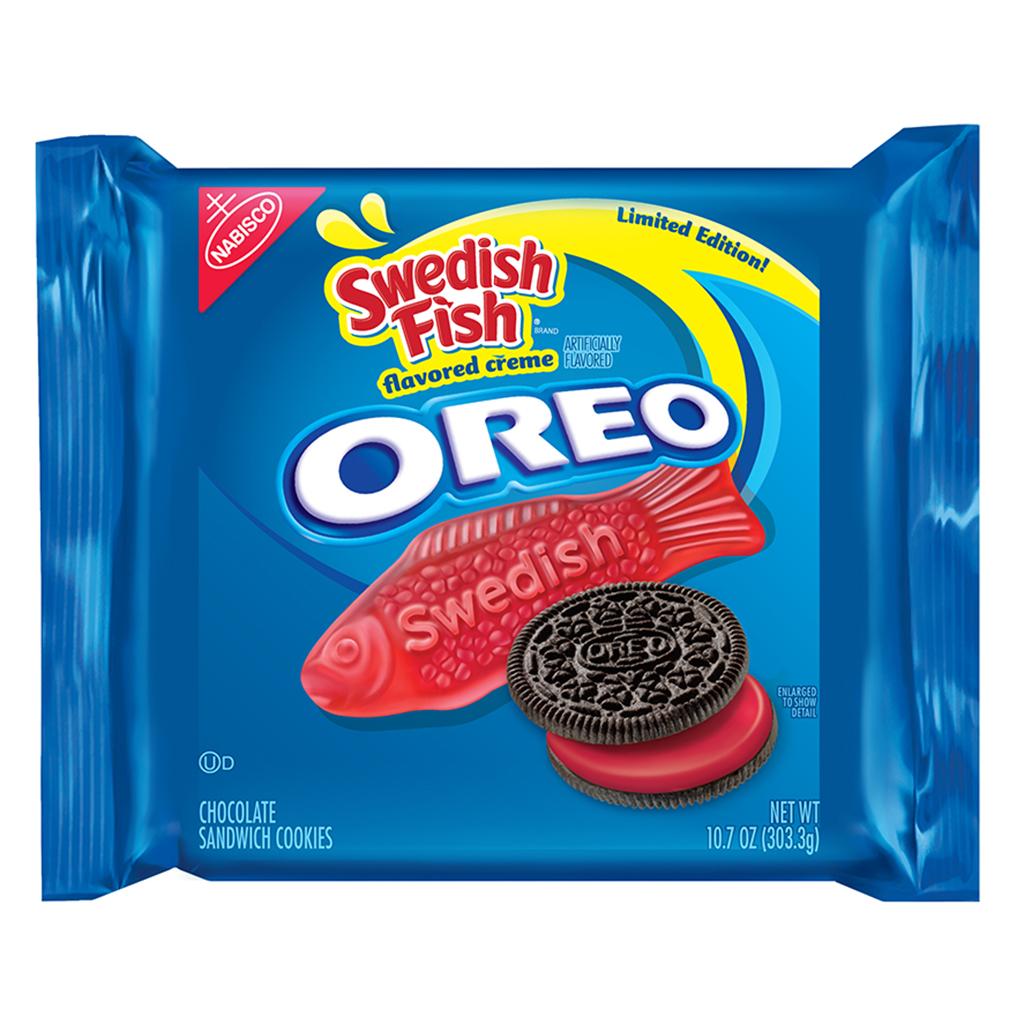 Oreo ha fatto i danni con il nuovo gusto Swedish Fish