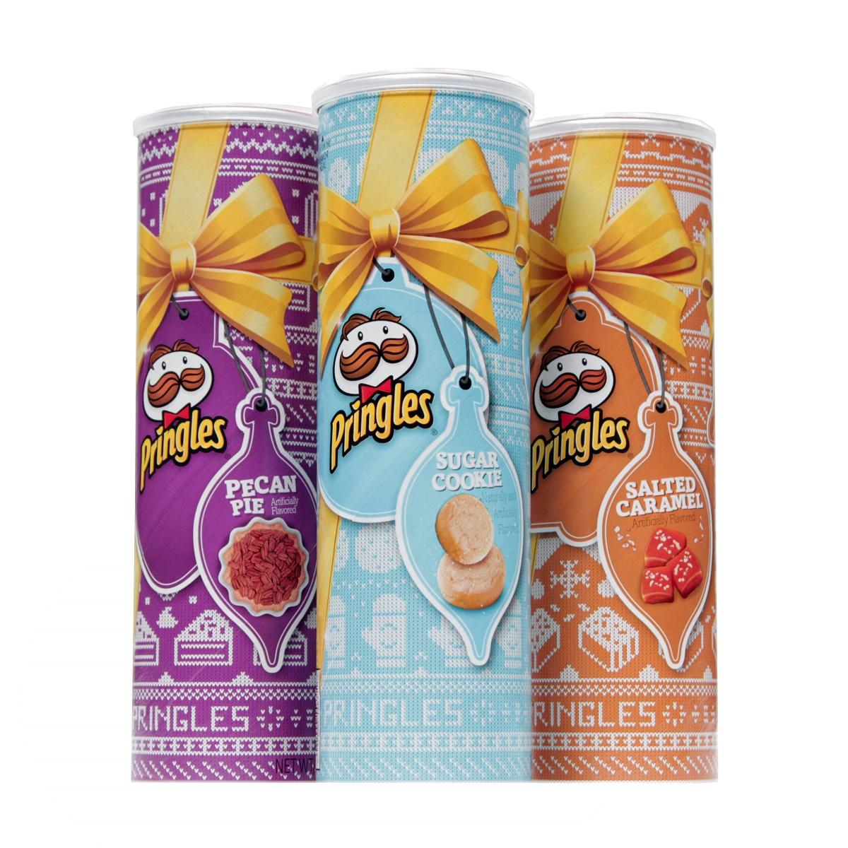 Pringles vince tutto con questa nuova limited edition di Natale