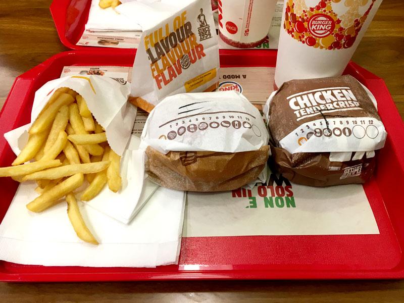 The King Wowo  – Abbiamo provato il nuovo panino di Burger King al posto vostro