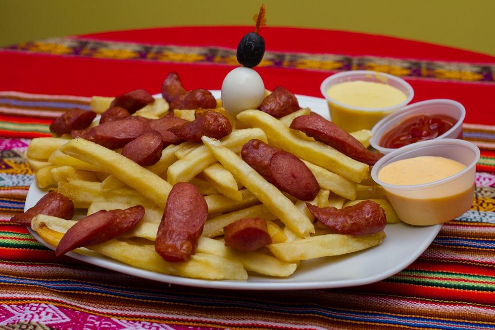 Il giro del mondo in 10 patatine fritte