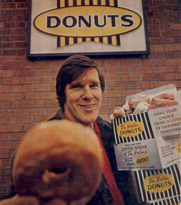 Le persone reali che hanno ispirato i nomi dei fast food