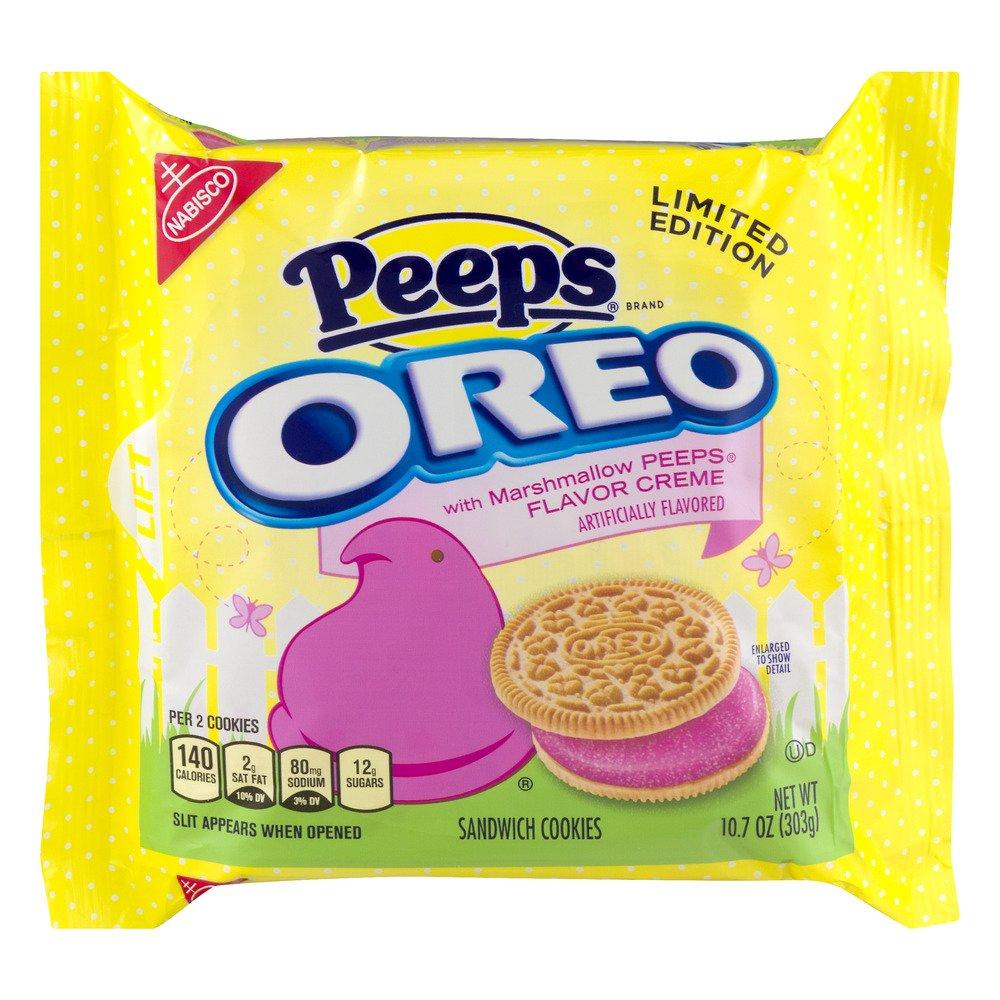 Arriva per Pasqua la nuova limited edition Oreo Peeps!