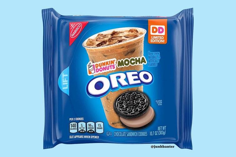 Oreo e Dunkin' Donuts fanno squadra per questa nuova fantastica limited edition