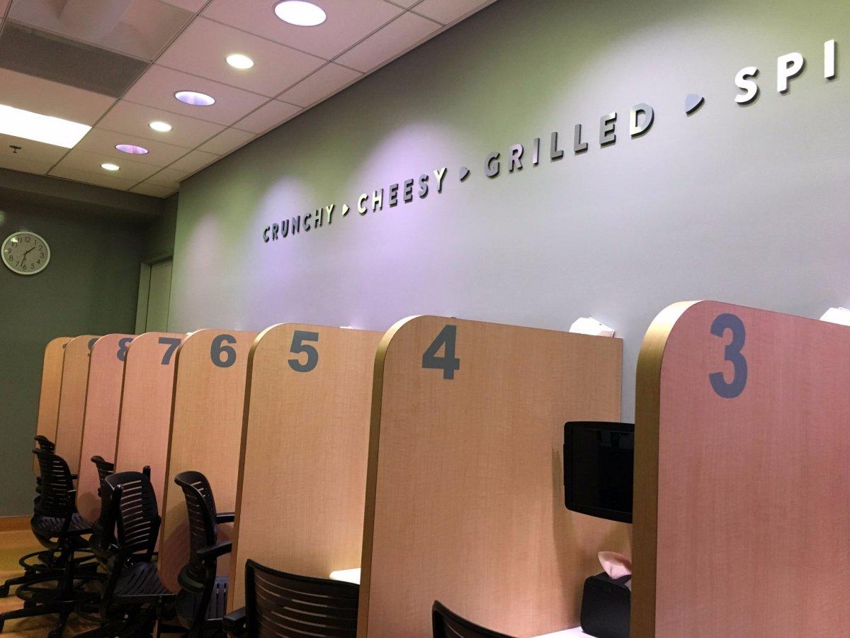 Viaggio all'interno dei clamorosi Headquarters di Taco Bell