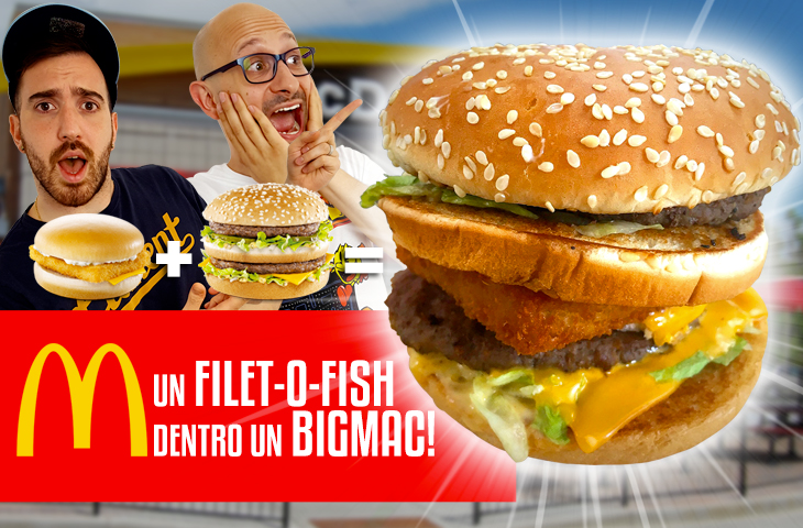 McSurf N'Turf e McGangBang – Secret Menù Episodio 1