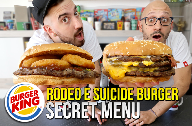 Suicide Burger e Rodeo Burger – Secret Menù Episodio 4