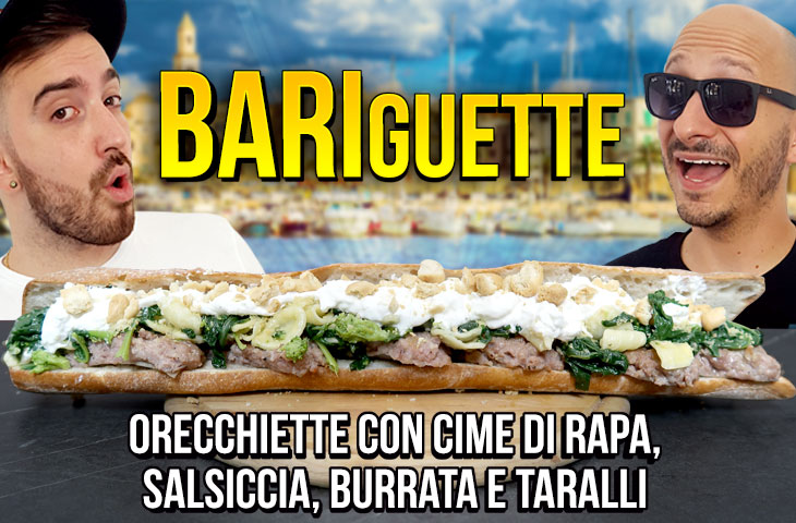 Ricetta Bariguette