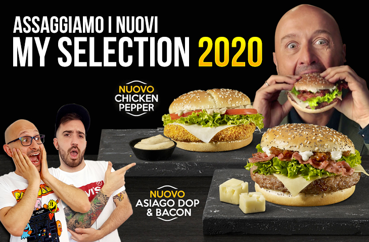 My Selection by Joe Bastianich 2020: Asiago e Chicken Pepper