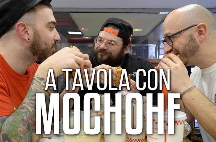 A tavola con MochoHF