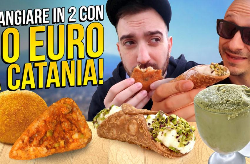 10 Euro challenge Catania