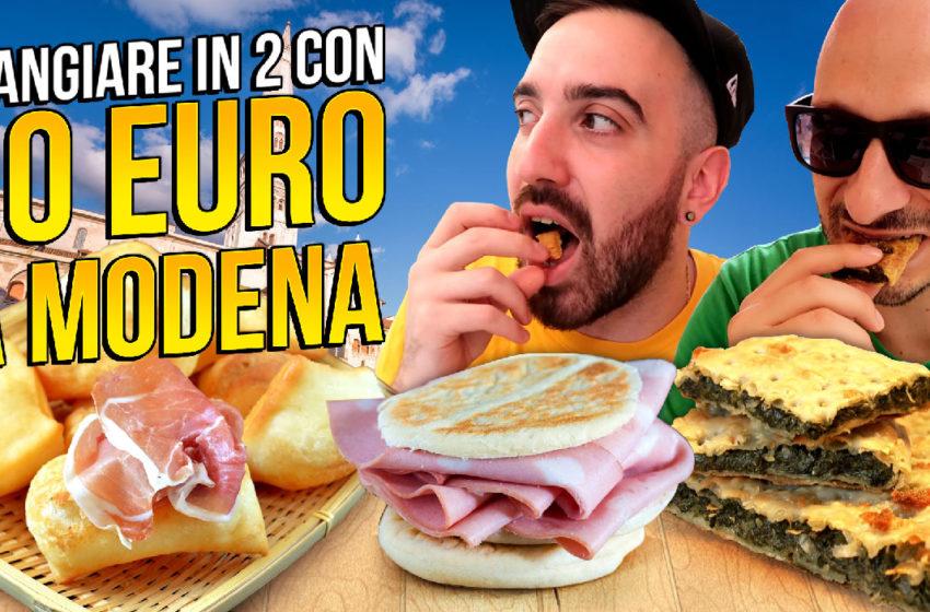 10 Euro challenge Modena