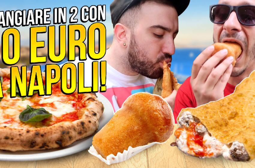 10 Euro challenge Napoli