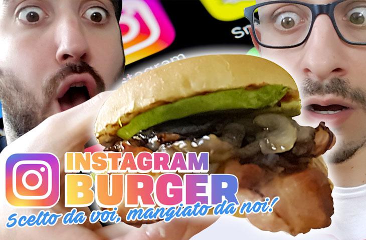 Ricetta Instagram Burger