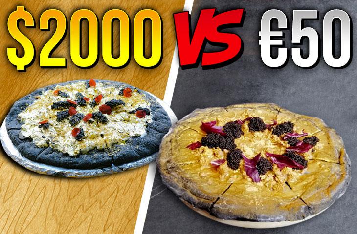 Ricetta pizza da ricchi per poveri