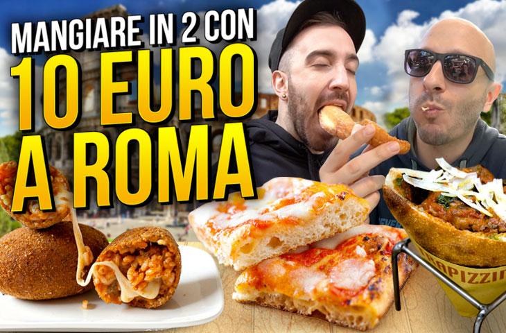 10 Euro Challenge Roma