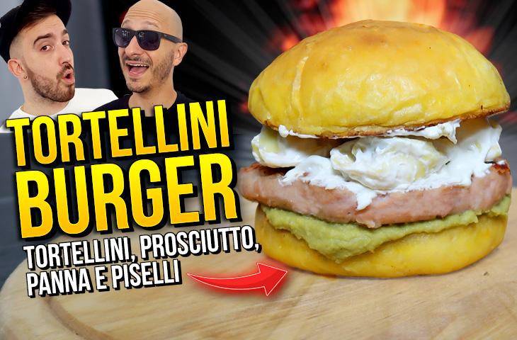 Ricetta Tortellini Burger