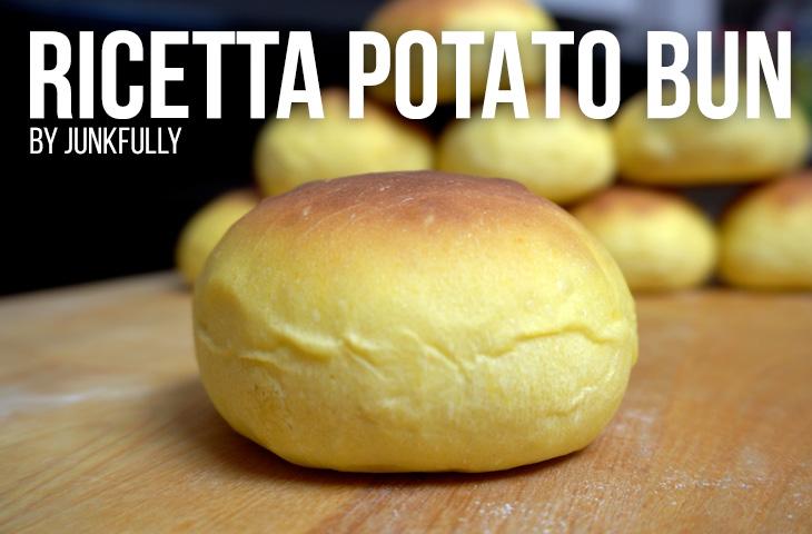 Ricetta Potato Bun – Il pane perfetto per i vostri hamburger