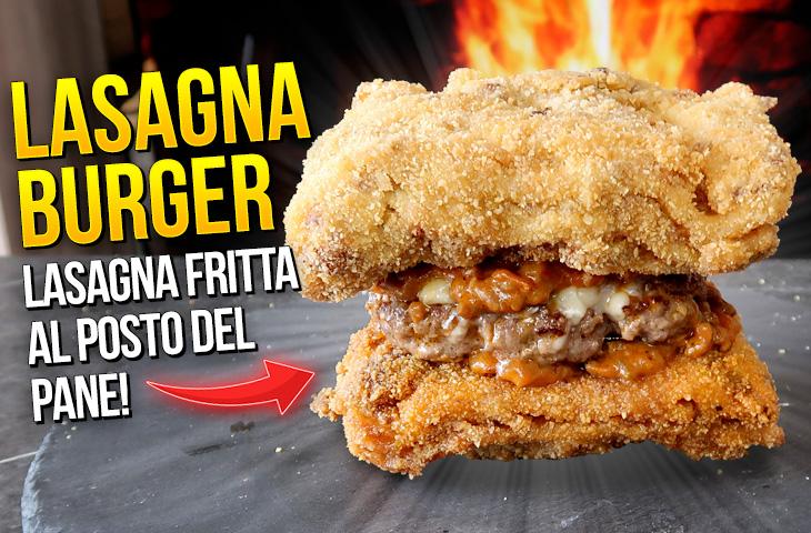 Ricetta Lasagna Burger