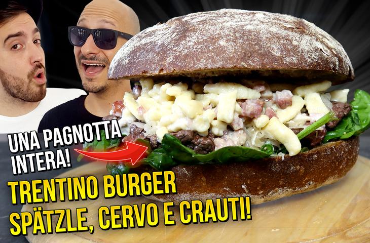 Ricetta Trentino Burger