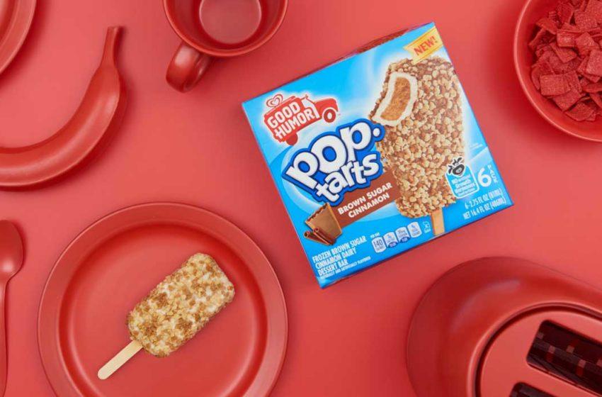 I Pop Tarts versione gelato!