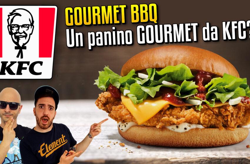 GOURMET BBQ!