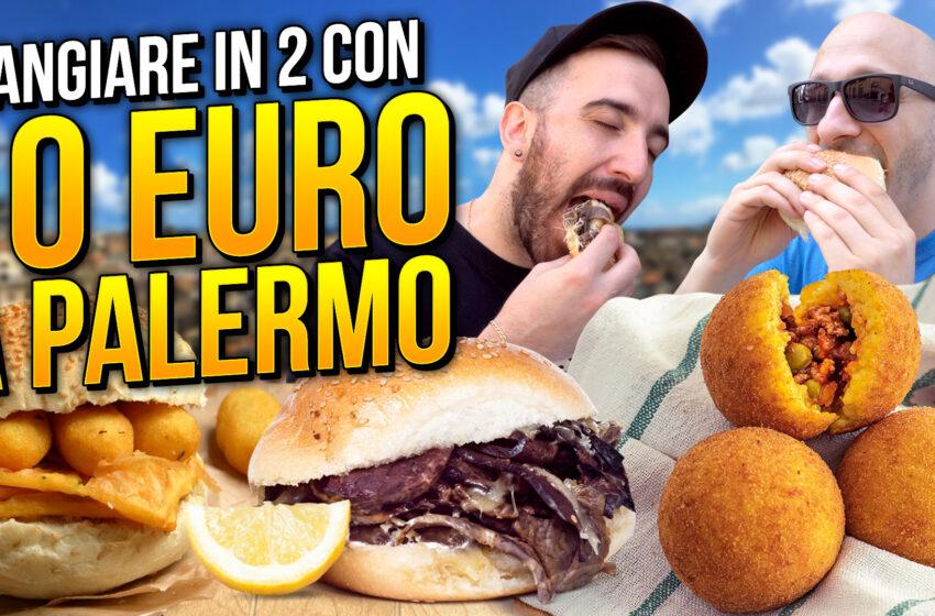 10 Euro challenge Palermo