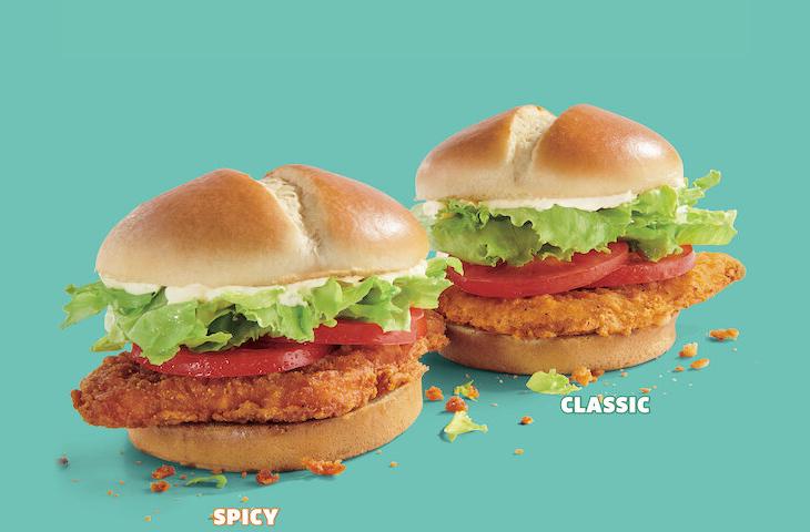 The UnChicken Sandwich – Jack In The Box testa il suo primo menù con la carne NON carne