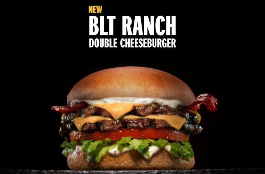 Carl's Jr. lancia due panini ispirati al BLT Sandwich