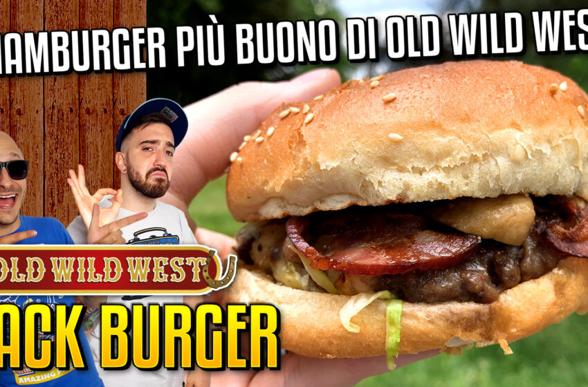 JACK BURGER di OLD WILDWEST