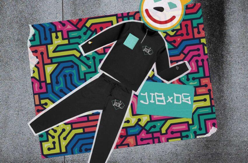 Arriva la tuta firmata Jack in The Box X Diamond Supply Co.