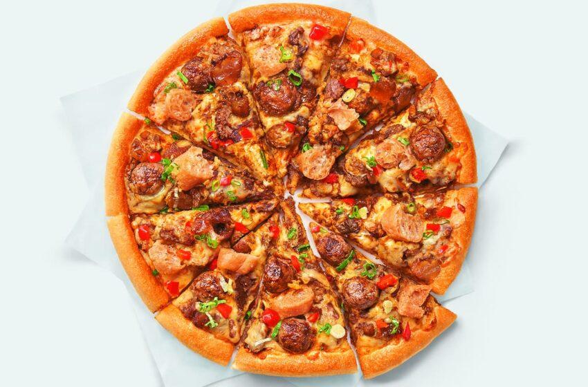 Pizza Hut Taiwan lancia due nuove pizze estreme