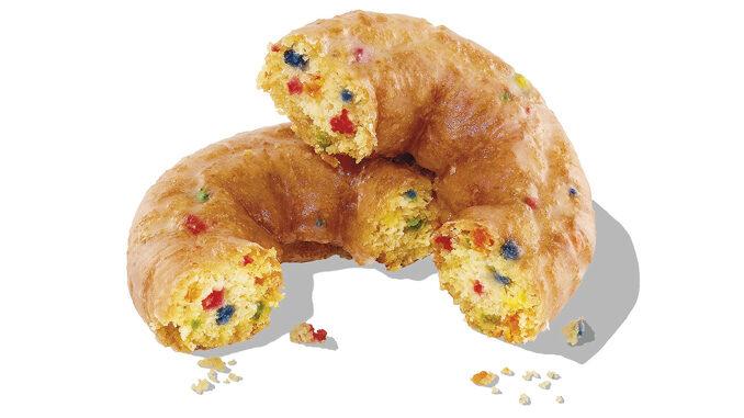 Dunkin' Donuts celebra il 2021 con i confetti