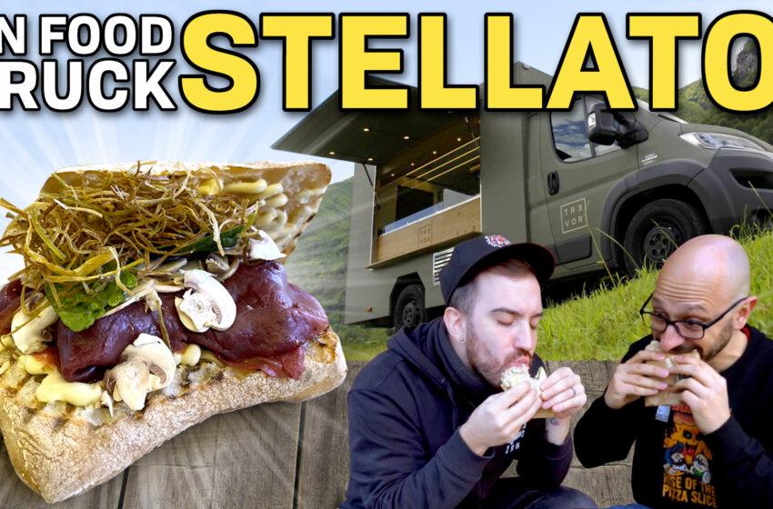 Un food truck STELLATO!