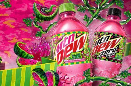 La Mountain Dew lancia un nuovo gusto dopo 10 anni