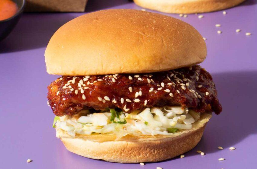 Shake Shack lancia un nuovo menu coreano per il 2021