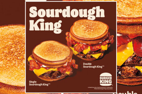 Da Burger King ritorna un sandwich clamoroso