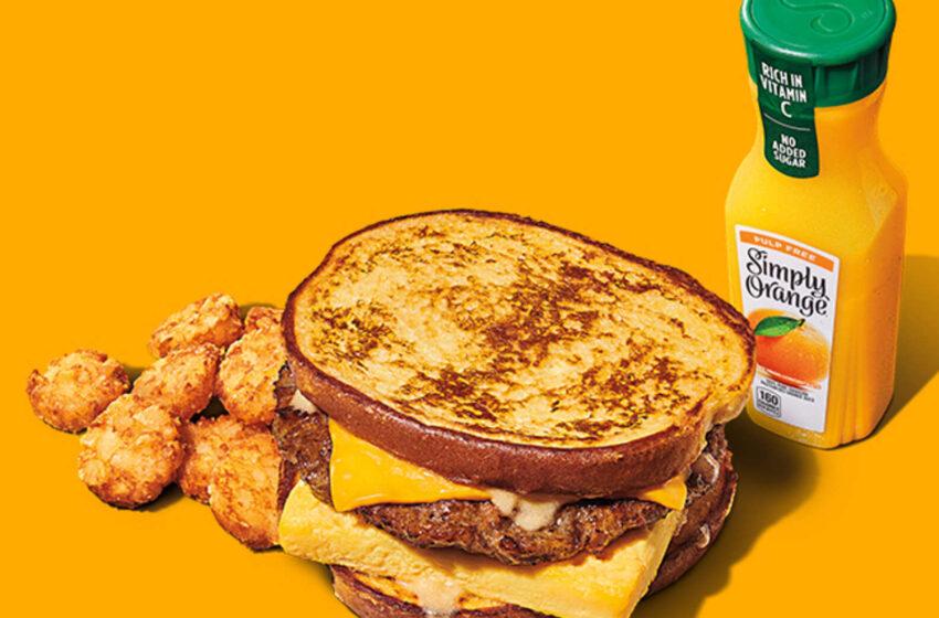 Da Burger King ritorna il French Toast con una piccola novità